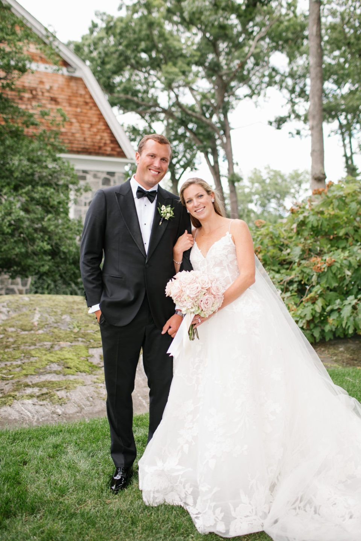 romantic wedding portraits by Ashley Mac Photographs
