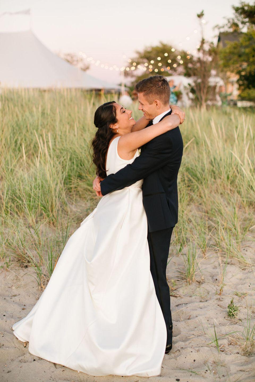 Sandy Hook Chapel wedding photos by Ashley Mac Photographs