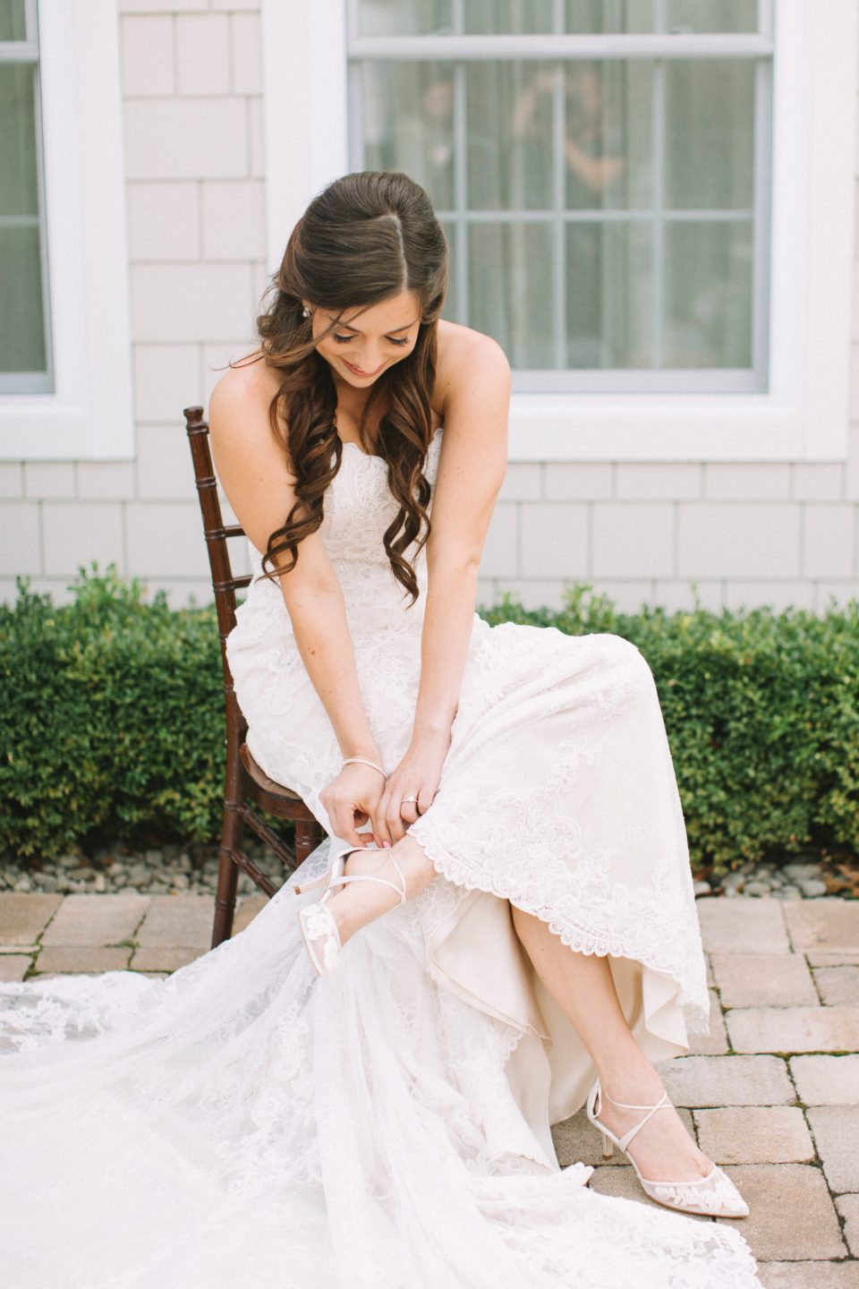 bridal preparation with Ashley Mac Photographs