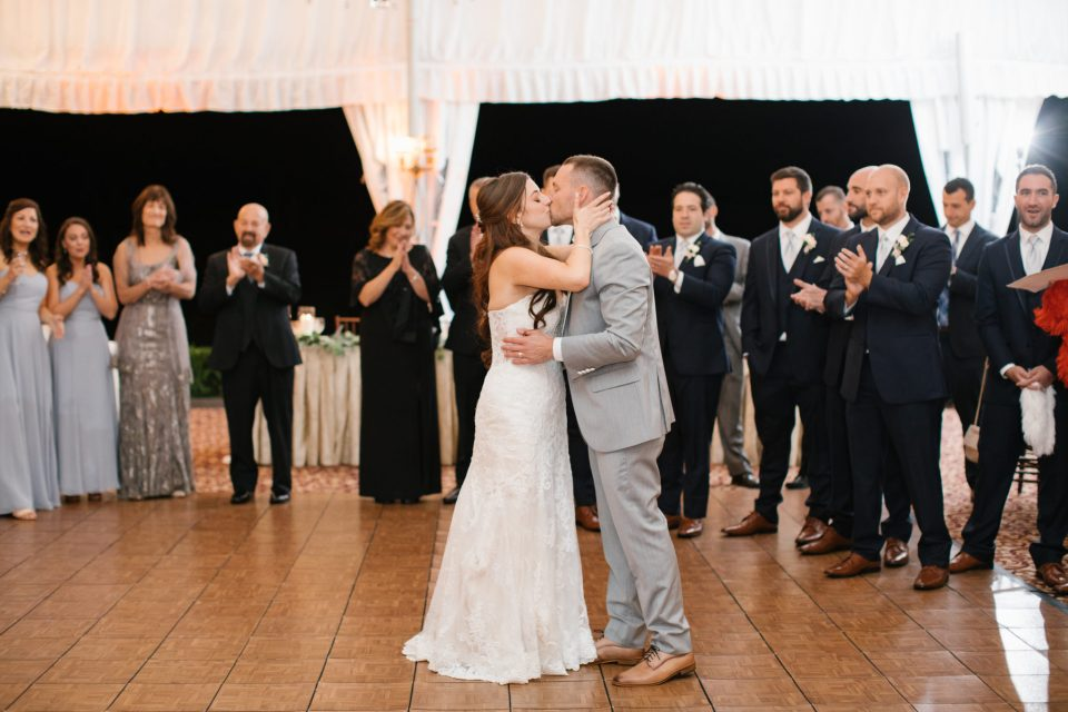 first dance photographed by Ashley Mac Photographs