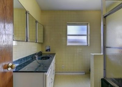 Outdated to Contemporary: A 1950's Bathroom Remodel