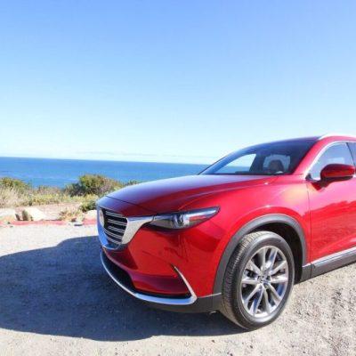 Cruising California with Mazda