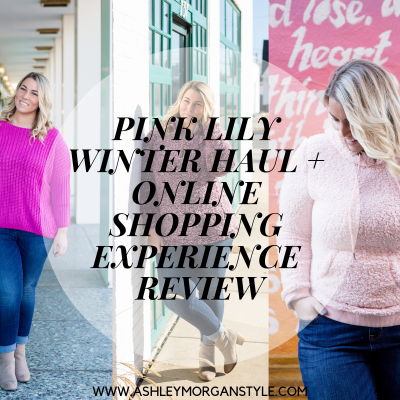 Pink Lily Boutique Winter Haul + Review