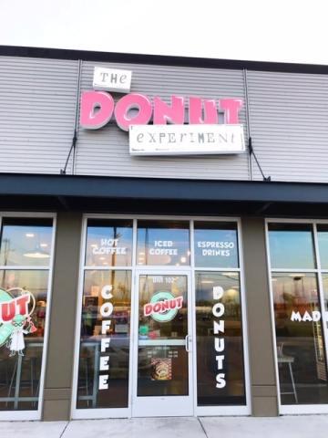 donut experiment