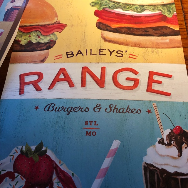 baileys range
