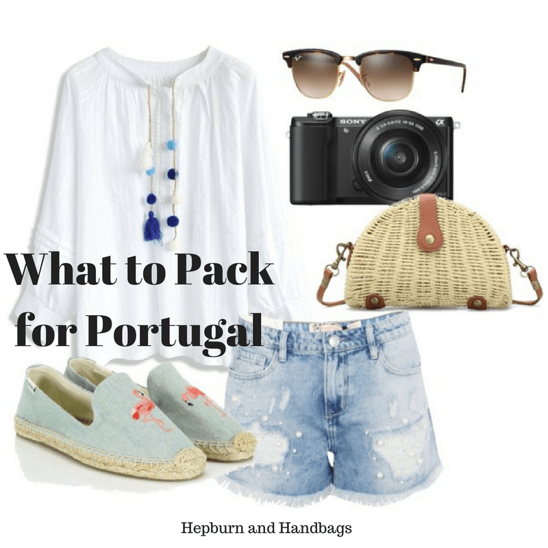 What to Pack for Portugal