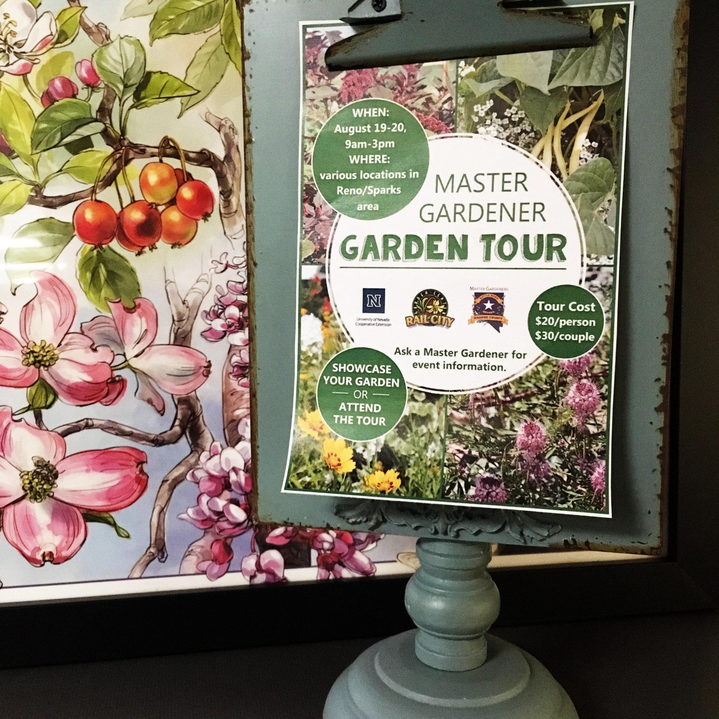 How Does a Master Gardener's Garden Grow?