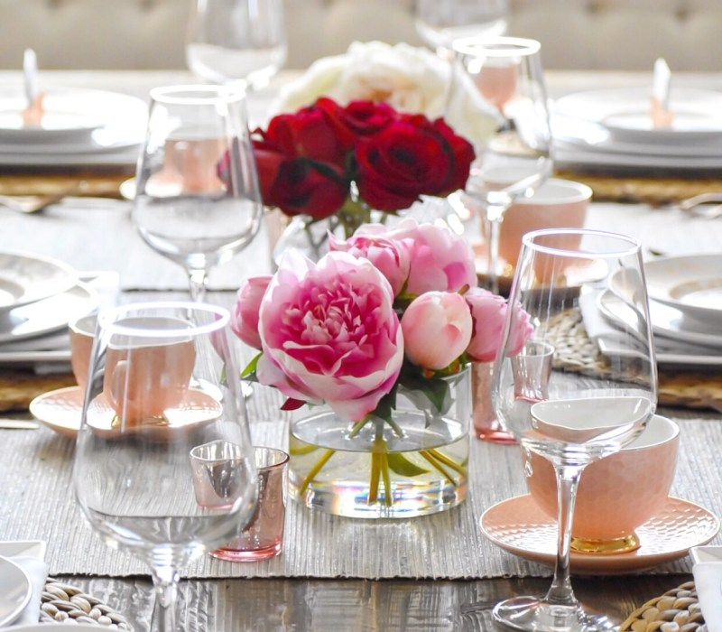 Ashley Nicole Interiors Dogs and Design Tablescapes