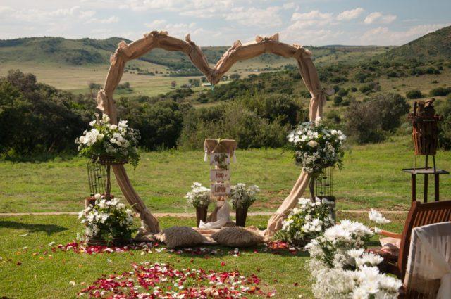 Bush Wedding in Kenya