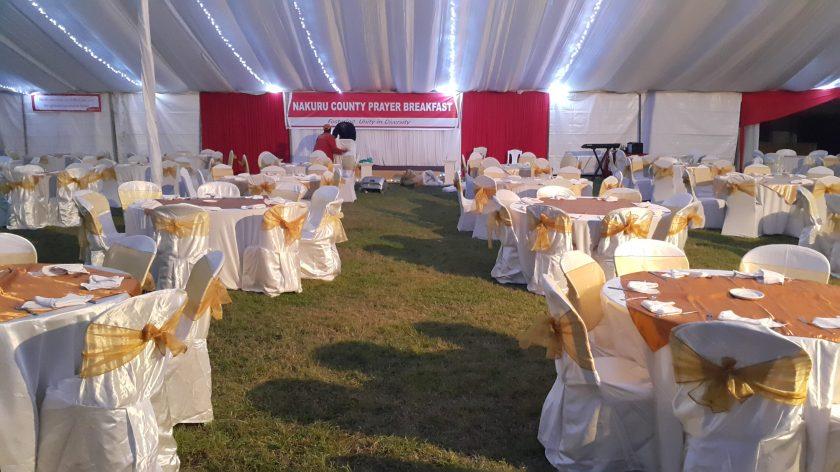 Nakuru County Prayer Breakfast