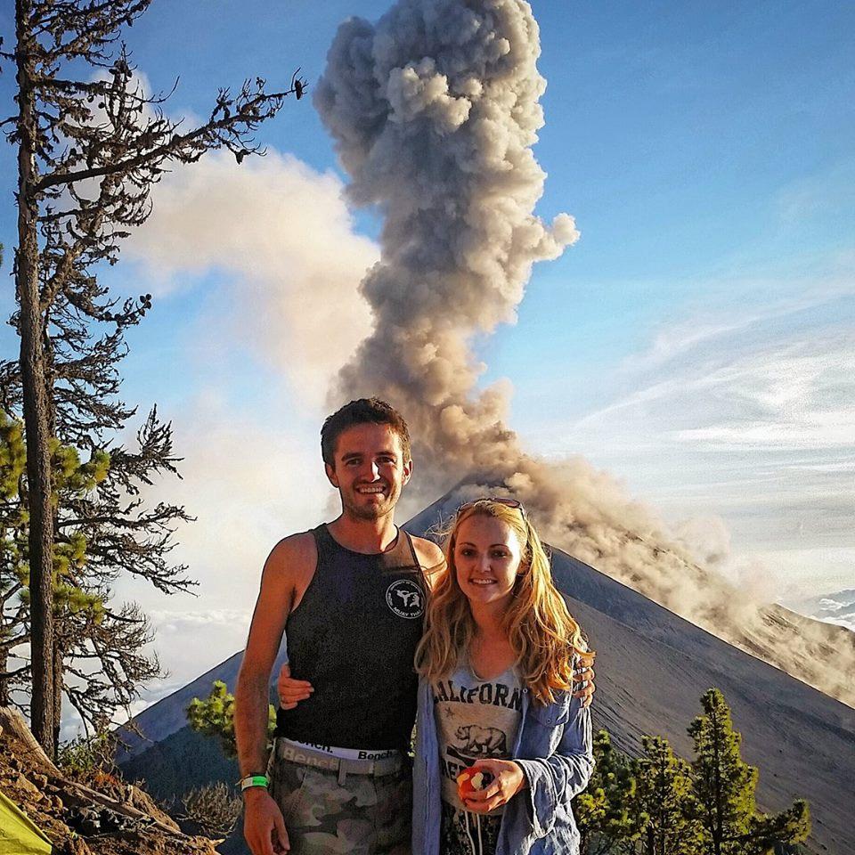 Mt. Acatenango Volcano Hike – Guatemala