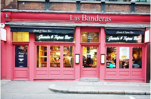 Las Banderas: London's Spanish Brunch Club