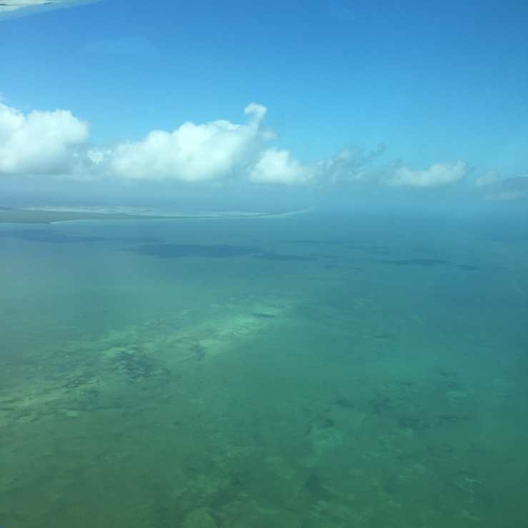 Belize flight