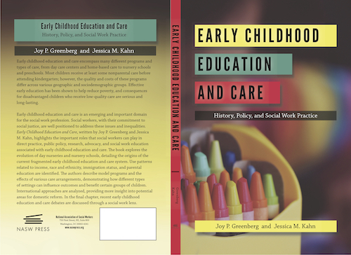 Early Childhood Education and Care_Full Jacket