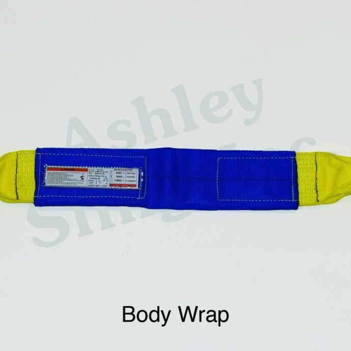 Tuff-Ash Body Wrap