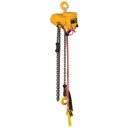TCR Air Powered Hoist