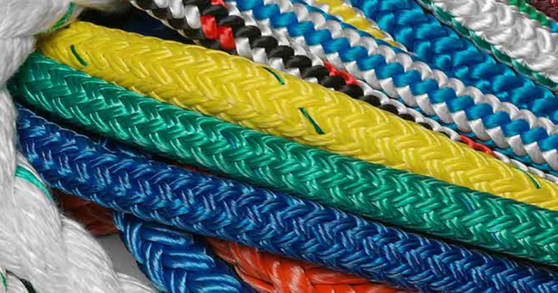 Double Braid Synthetic Rope