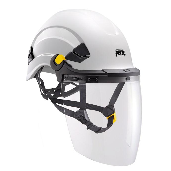 VIZEN Eye Shield with Helmet