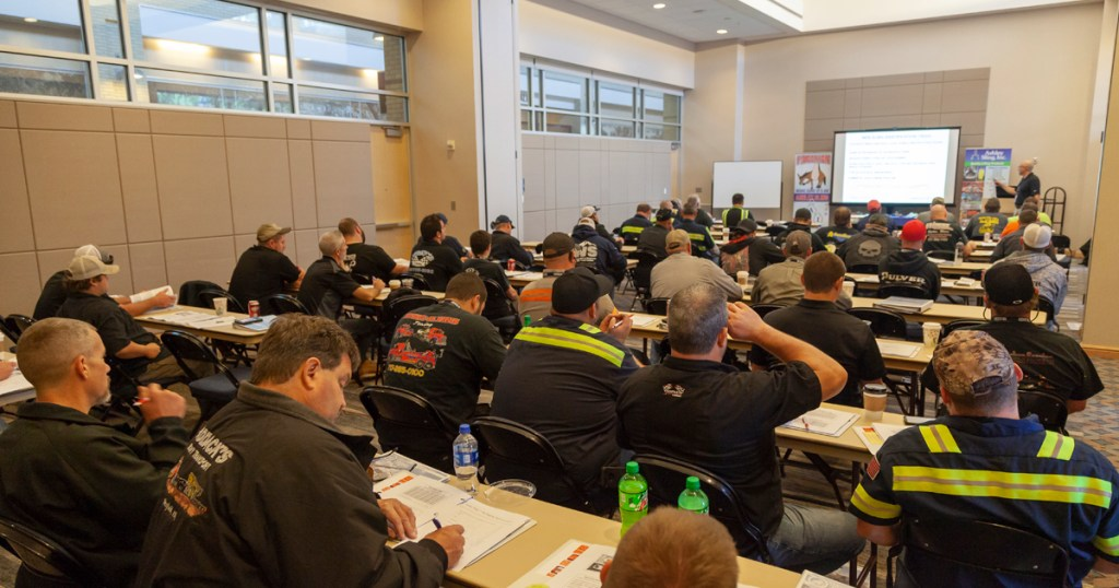 rigger training seminar