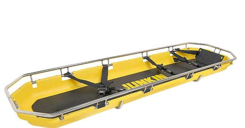 Junkin stretcher