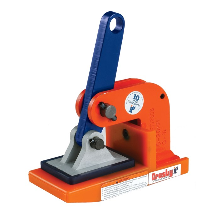 IPHNM10 Lifting Clamp