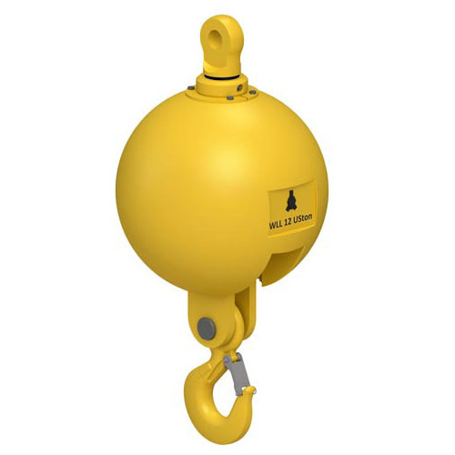 Ropeblock Round Overhaul Ball