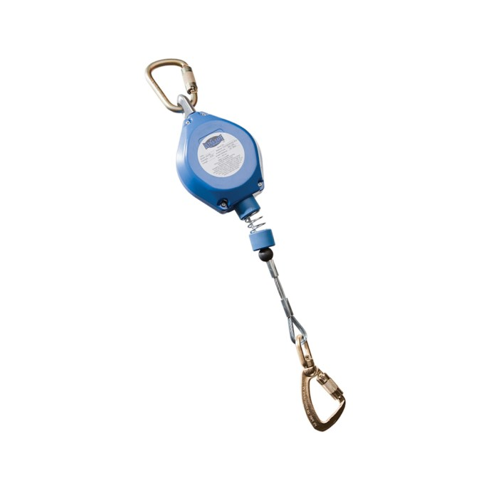 Cable Retractable Lanyard
