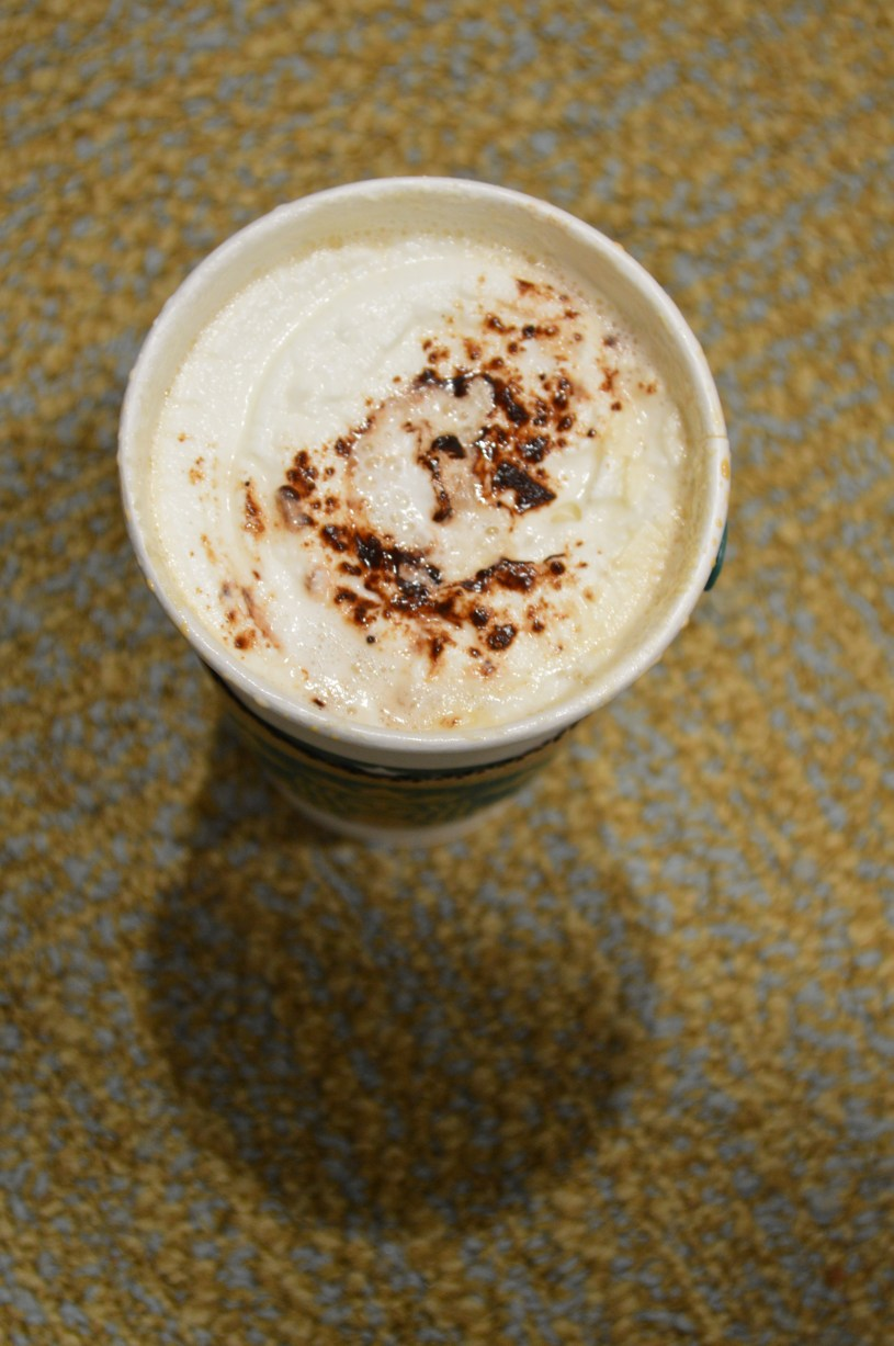 Skinny White Chocolate Mocha - Perfect way to end my day