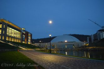 The Jerry Falwell Library and the Vines Center