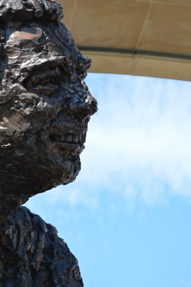 Mr. Rogers Memorial Statue