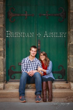 Brendan and Ashley title