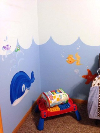 Under the Sea Mural Image 5