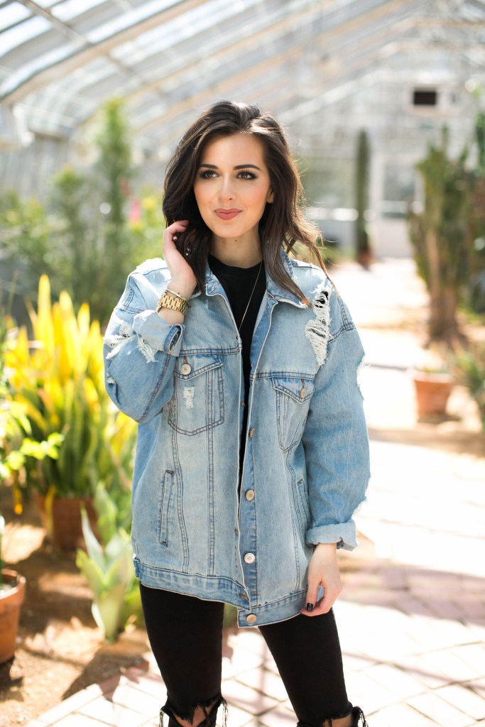 Maximize your wardrobe by Ashley Hodges of Ashley Terk // Ashley Terkeurst blog // wardrobe // denim - How to maximize your closet with basic wardrobe pieces featured by popular Los Angeles fashion blogger, Ashley Hodges