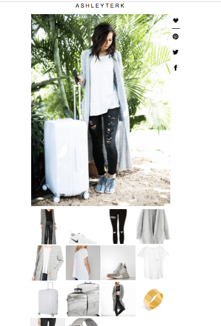 What is LIKEtoKNOW.it? Featured by popular Los Angeles fashion blogger, Ashley Hodges