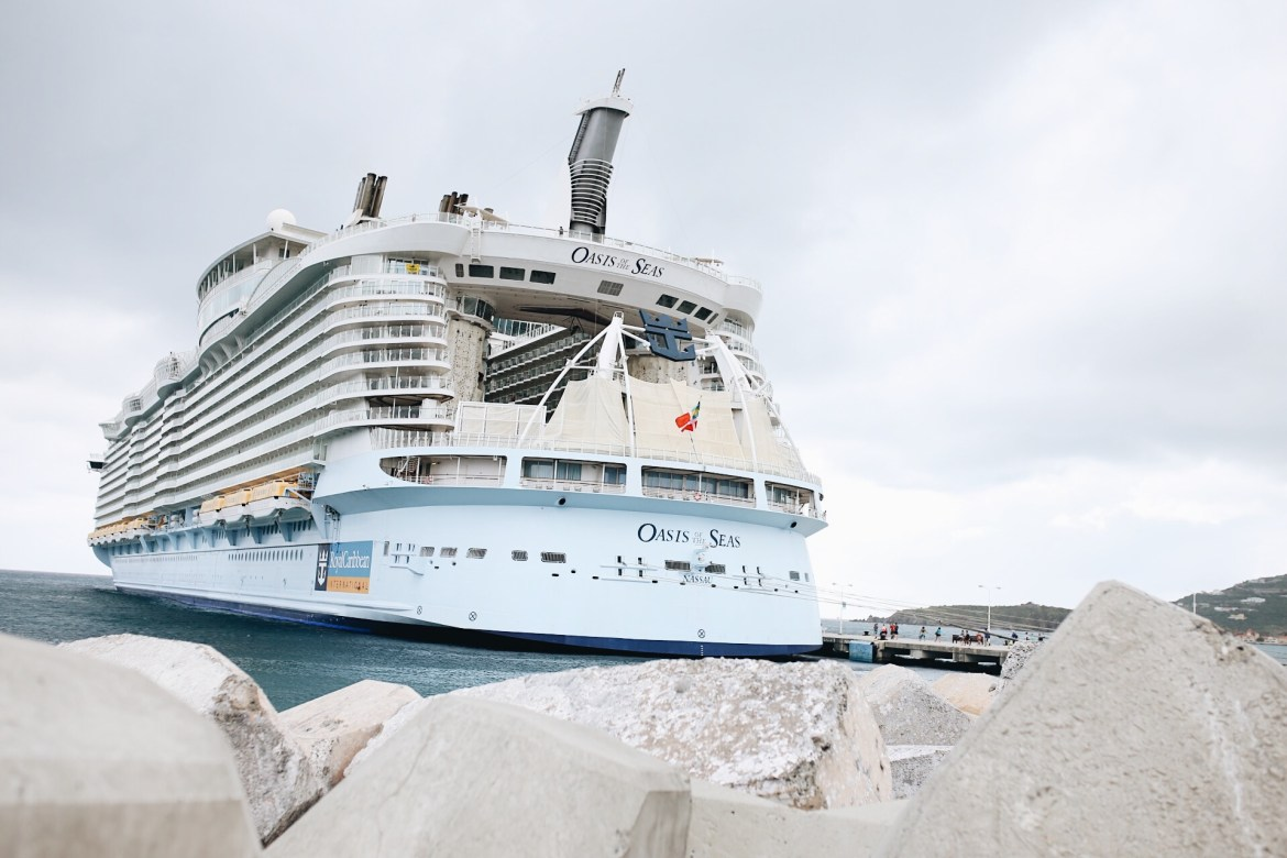 Royal Caribbean // ship // travel // Ashley Terkeurst Hodges // cruise ship - Oasis of the Seas Review featured by popular Los Angeles travel blogger, Ashley Hodges