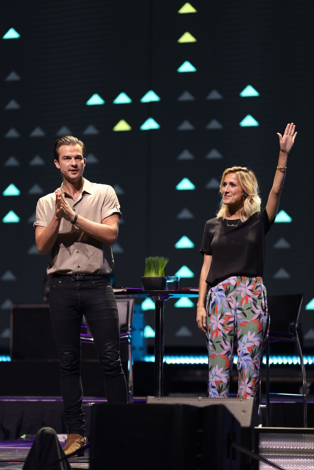 Motion Student Conference Recap by Alabama Lifestyle Blogger Ashley Hodges of AshleyTerk // Rich Wilkerson // DawnChere Wilkerson // Vous Church // Miami Florida // Birmingham Alabama Lifestyle Blogger // Church of the Highlands // Student Conference