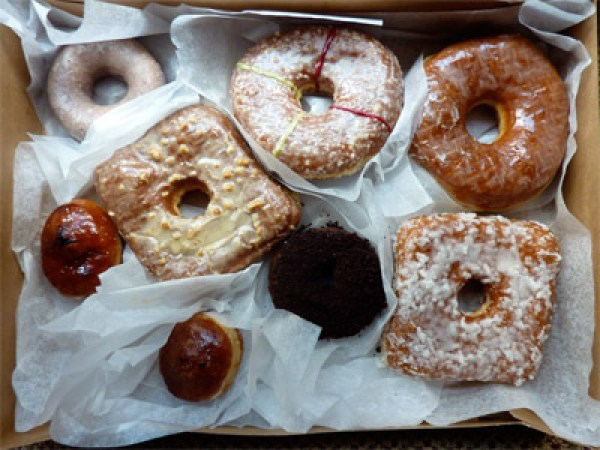New York City Guide by Ashley Hodges // ashley terk // donuts // NYC doughnut// doughnut plant - New York City Guide, Where to Stay, Eat and Visit featured by popular Los Angeles travel blogger, Ashley Hodges
