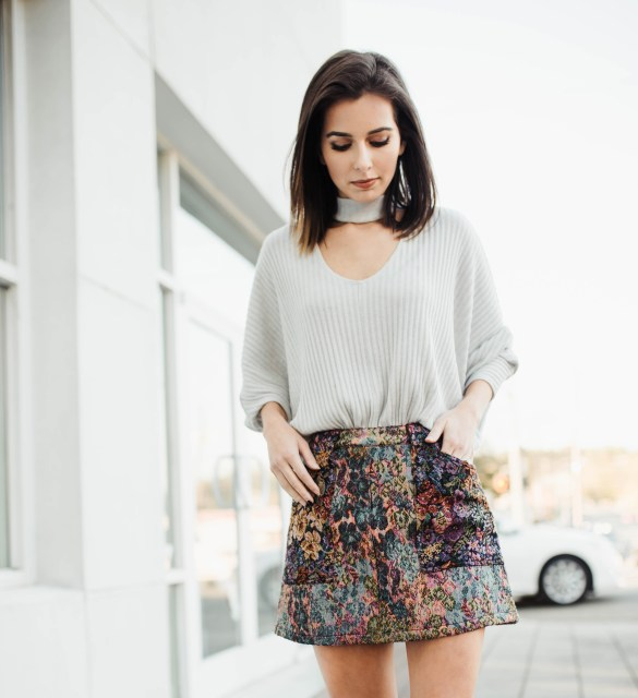 women fashion | Thanksgiving Outfit Ideas (+ Giveaway) featured by top Los Angeles fashion blog Ashley Hodges