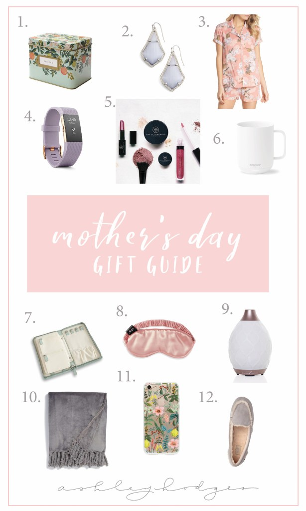 Mothers Day Gift Guide by popular Los Angeles style blogger, Ashley Terk Hodges