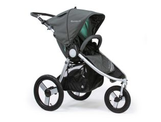 Baby Registry Essentials featured by popular Los Angeles life and style blogger and new mom, Ashley Terk: Bumble Ride Jogger Stroller