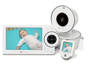 Baby Registry Essentials featured by popular Los Angeles life and style blogger and new mom, Ashley Terk: Baby monitor