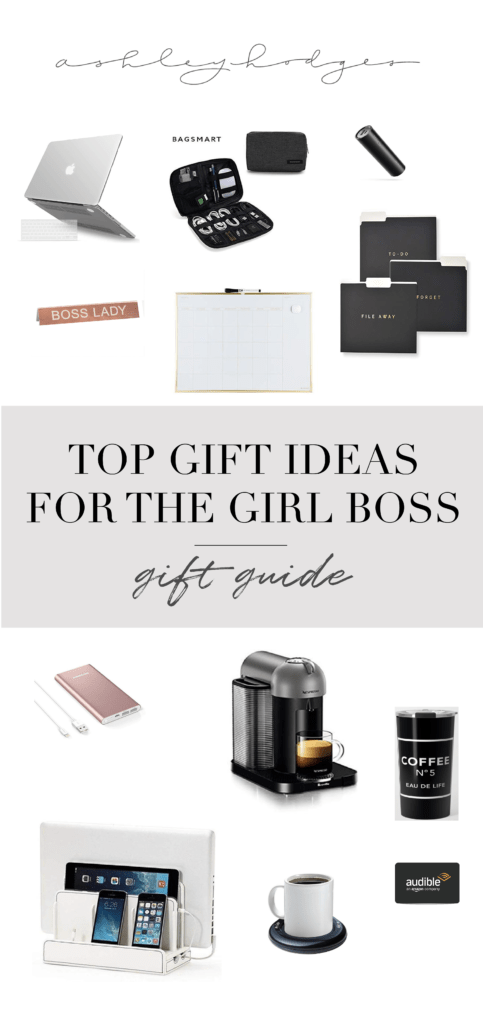 Top 10 Girl Boss Gift Ideas featured by top Los Angeles life and style blogger, Ashley Hodges