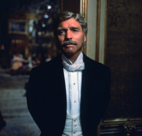 Still from Visconti's 1963 film The Leopard, in which Burt Lancaster plays the leading role