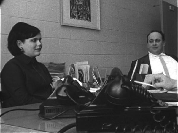 "Still from Frederick Wiseman's 1968 documentary ""High School"""
