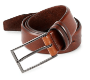 BOSS Hugo Boss Carmello Leather Belt, $155