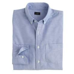 J Crew Slim Vintage Oxford Shirt