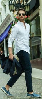 Style Image - Oxford Button Down 11