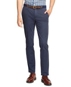 Brooks Brothers - Slim Fit Garment Dyed Chinos