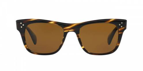Oliver People Jack Huston Sun in Cocobolo + Bourbon Polar Glass