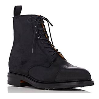 Crockett & Coniston Black Boot